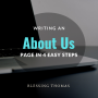 Writing an About Us Page in 4 easy steps.